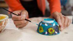 Todos los pasos que debes dar para saber cómo pintar cerámica