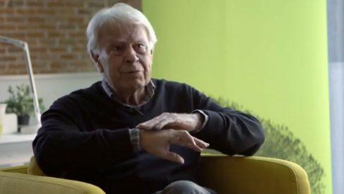 Felipe González en el video que ha difundido sobre la figura del mediador (YouTube).