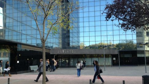 Juzgados de Sabadell. Foto: Europa Press