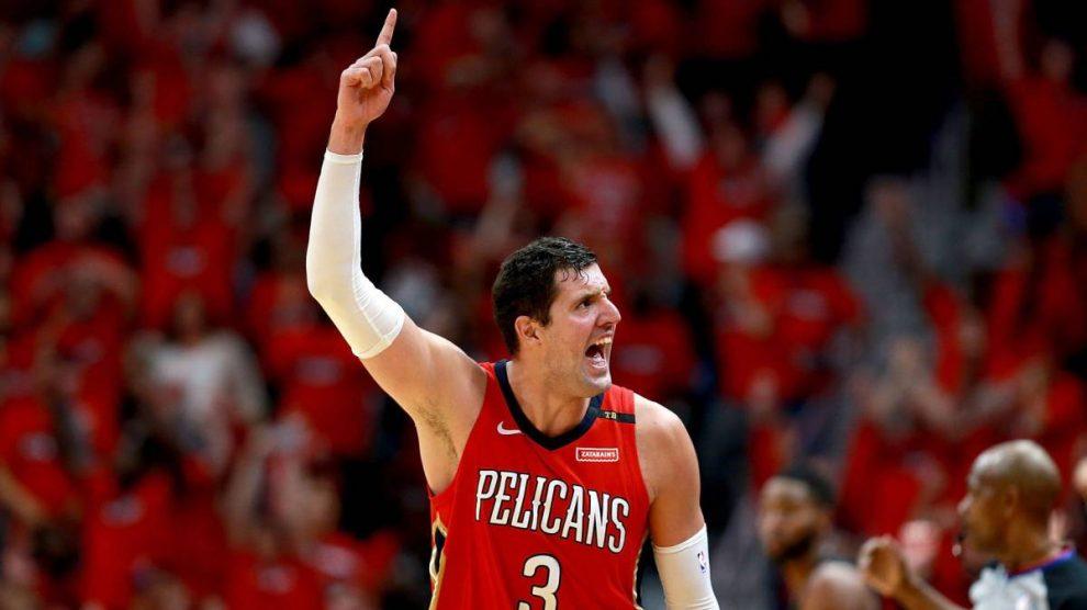 Mirotic se marcha de los Pelicans tras una temporada.