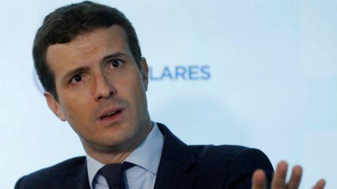 Pablo Casado. Foto: EFE