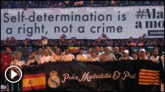 Pancartas Camp Nou