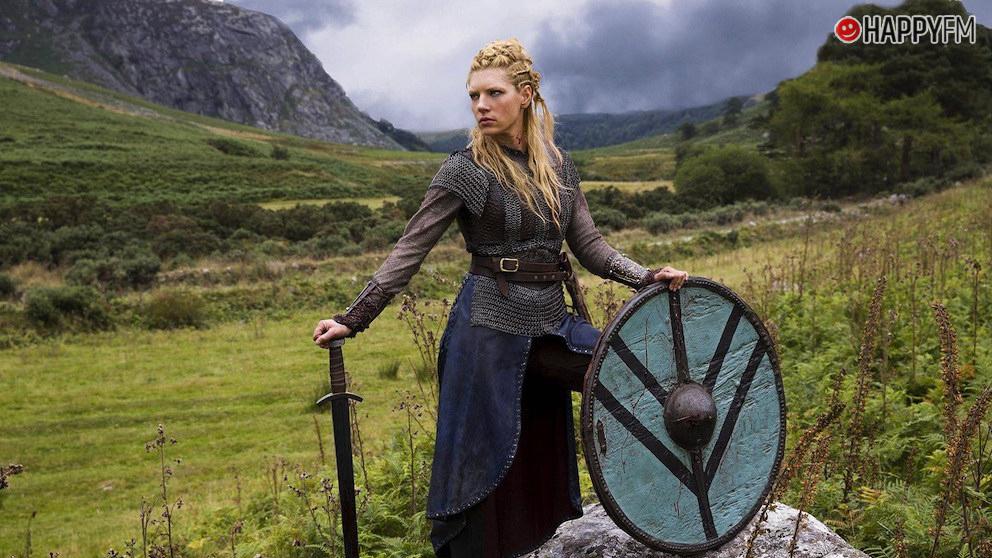 Lagertha en 'Vikings'