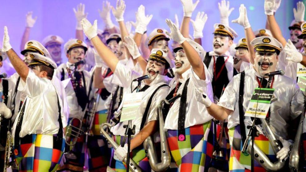 Descubre todo el programa del Carnaval de Las Palmas 2019, para hoy lunes 18 de febrero.