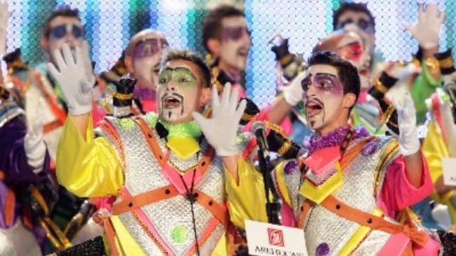 Carnaval Las Palmas 2019 Programa martes 19 de febrero