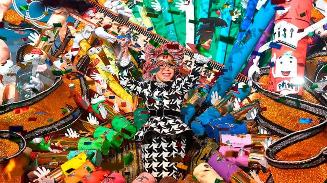 Carnaval Tenerife 2019 Programa domingo,16 de febrero