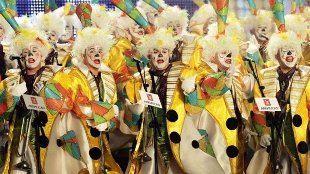 Descubre los actos para el programa de hoy viernes 15 de febrero dentro del Carnaval de Tenerife 2019