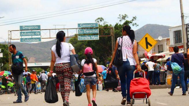 La ONU calcula que el éxodo venezolano llegará este año a los cinco millones de personas