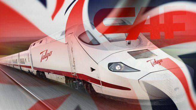 Talgo y CAF se juegan un contrato de trenes de más de 3.100 millones en Londres