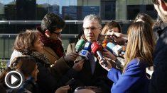 Francisco Granados. Foto: Europa Press