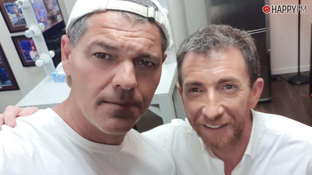 Frank Cuesta, una visita de lujo en 'El Hormiguero'