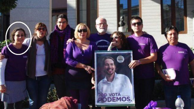 Sólo 28 de los 557 inscritos de Podemos eligen al candidato en el municipio donde vive Iglesias
