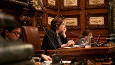 La alcaldesa de Barcelona Ada Colau. Foto: Europa Press