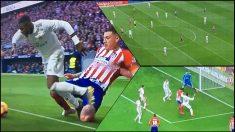 Estas son las tres acciones que reclama la cuenta oficial de Twitter del Atlético. (Twitter Atlético)