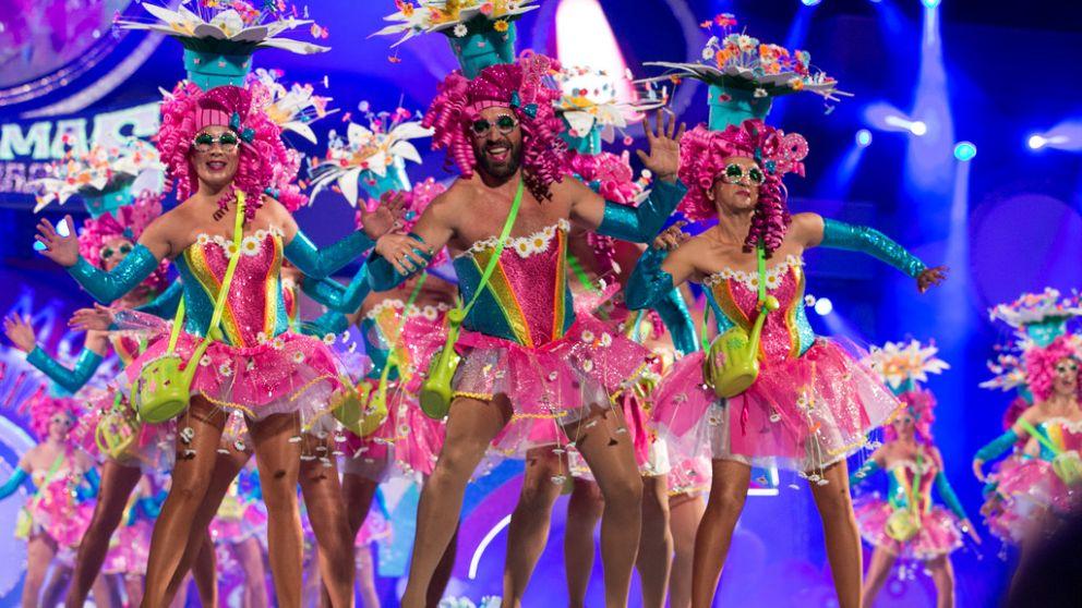 Carnaval de Las Palmas 2019 Programa de hoy, jueves, 21 de febrero