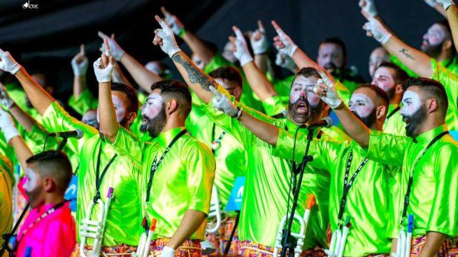Carnaval de Tenerife 2019 Programa martes 12 febrero