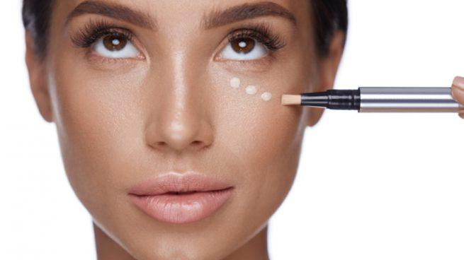 Elegir el corrector de maquillaje