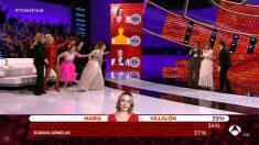 María Villalón gana 'Tu cara me suena'.