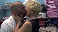 María Jesús y Antonio se besan en 'GH DÚO'