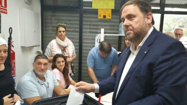 """Junqueras cree que sería factible la república catalana si se demostrara """"a Europa la represión"""""""