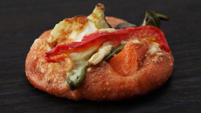 masa de pizza de zanahoria