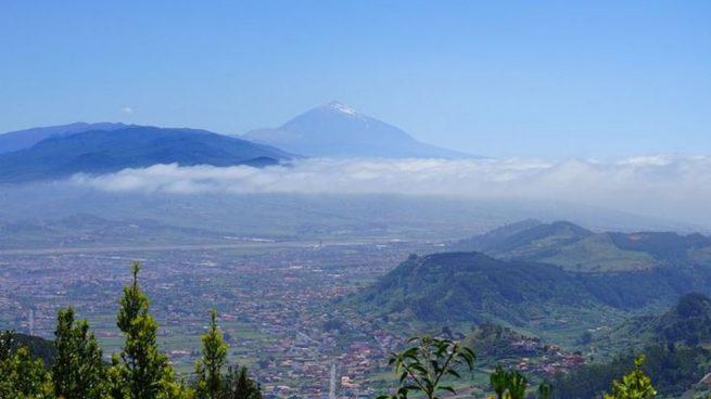 volcanes en España