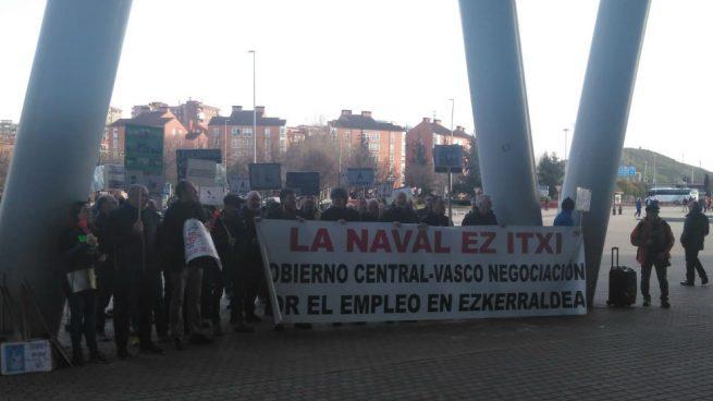 Sánchez rechaza reunirse con los empleados de La Naval de Barakaldo por motivos de agenda