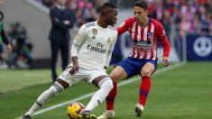 Liga Santander 2018-19: Atlético de Madrid – Real Madrid   Partido de hoy de La Liga, en directo.
