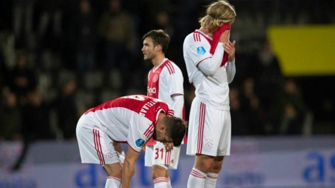 El Ajax llega en crisis a la eliminatoria de Champions contra el Real Madrid
