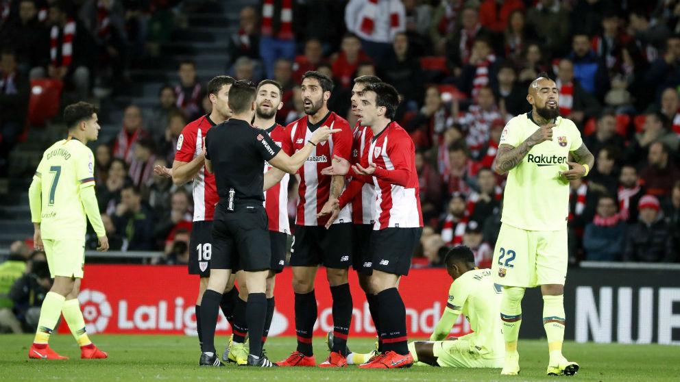 Liga Santander: Athletic Club – Barcelona | Partido de hoy de la Liga Santander, en directo
