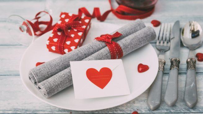 Menú de San Valentín 2019: Recetas vegetarianas para una cena romántica