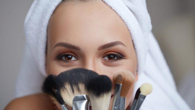 Maquillar una cara redonda