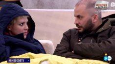 María Jesús y Antonio Tejado, romance en 'GH DÚO'