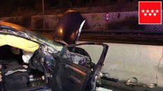 Accidente en Pinto (Foto: EFE)