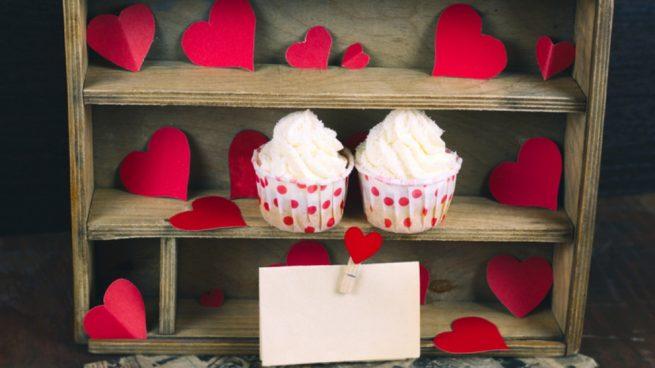 3 recetas de cupcakes para preparar en San Valentín
