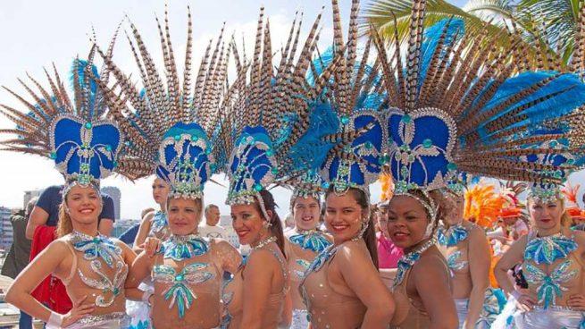 Programa del Carnaval de Las Palmas de Gran Canaria