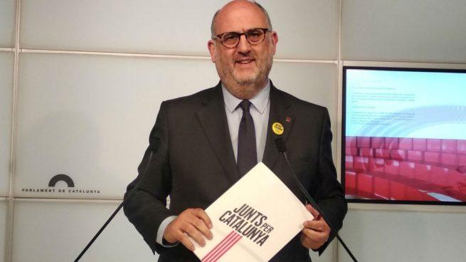 """JxCat pide al Gobierno retomar el diálogo aunque """"ahora mismo"""" no retirará la enmienda a los Presupuestos"""