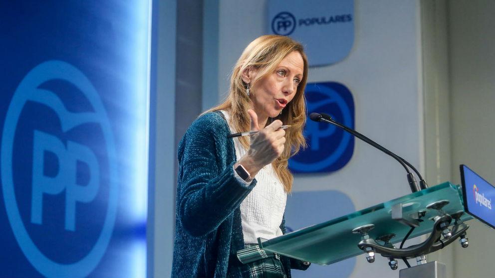 Marta González. Foto Europa Press