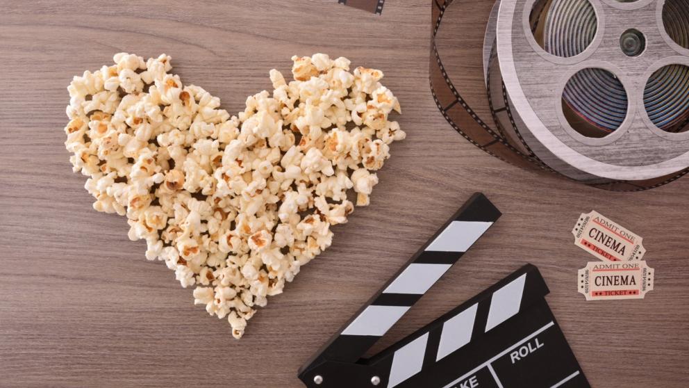 Vota por la mejor película para ver en San Valentín