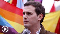 """Rivera, a la espera de si el anuncio de elecciones es una nueva """"estafa"""" de Sánchez"""