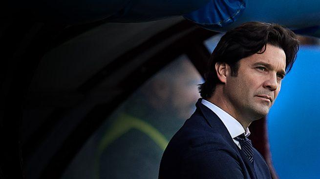 Solari repetirá contra el Ajax el once del derbi