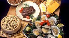 Encontramos zinc, principalmente en determinados alimentos tales como las carnes rojas.