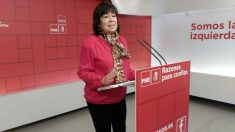 Cristina Narbona. Foto: Europa Press