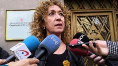 Ester Capella, consejera de Justicia de la Generalitat