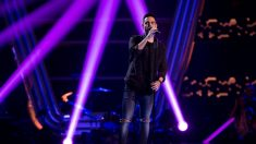 Juanjo ha vuelto a 'La Voz'. (Foto: Antena 3)
