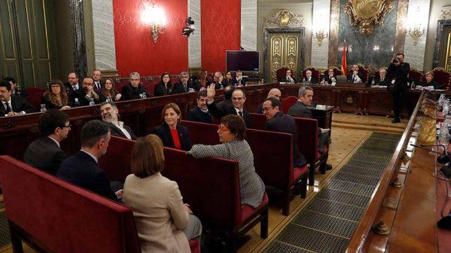 La Fiscalía se opone a excarcelar a los golpistas catalanes: «Persiste el riesgo de fuga»