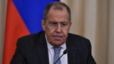 Sergei Lavrov. Foto: Europa Press