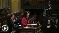 María Jesús Montero. Foto: Europa Press