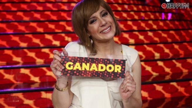 María Villalón confirma qué sueño está a punto de cumplir gracias a 'Tu cara me suena'