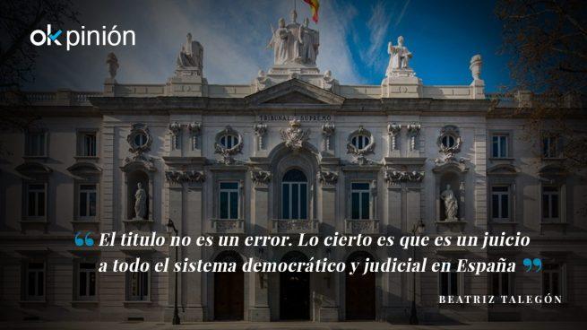 Comienza el juicio a la democracia española